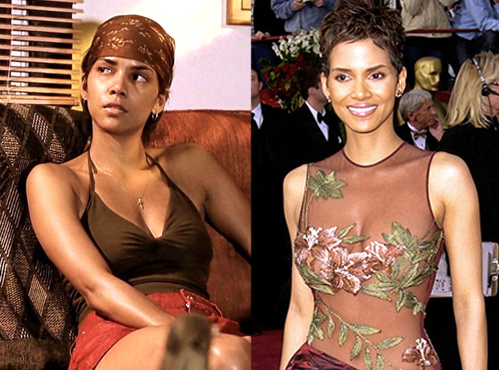 Halle Berry Monsters Ball
