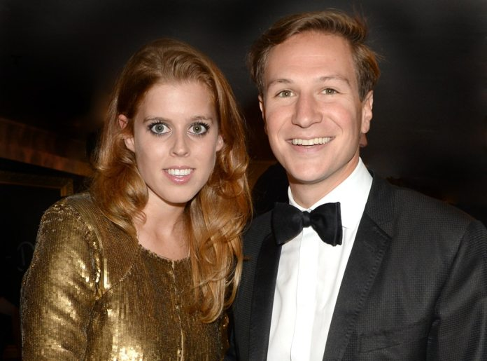 "Prinzessin Beatrice von York, Dave Clark ""data-width ="" 1024 ""data-height ="" 759"