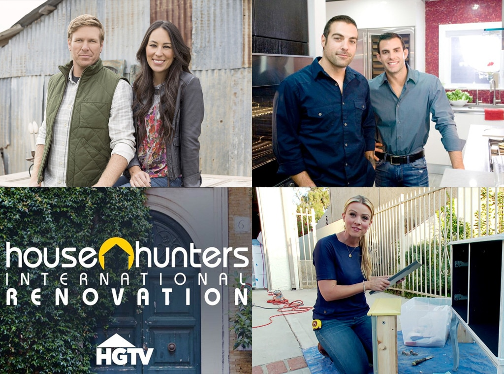 International Cast House Hunters