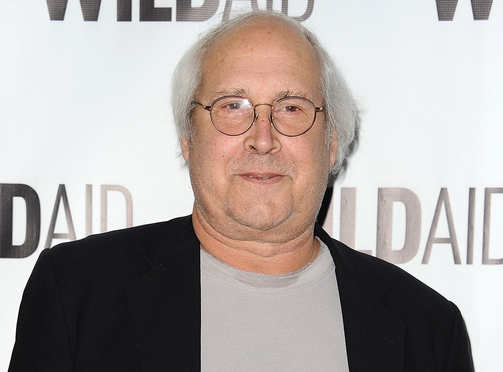 Chevy Chase Enters Rehab for a Tune Up   E  News Chevy Chase