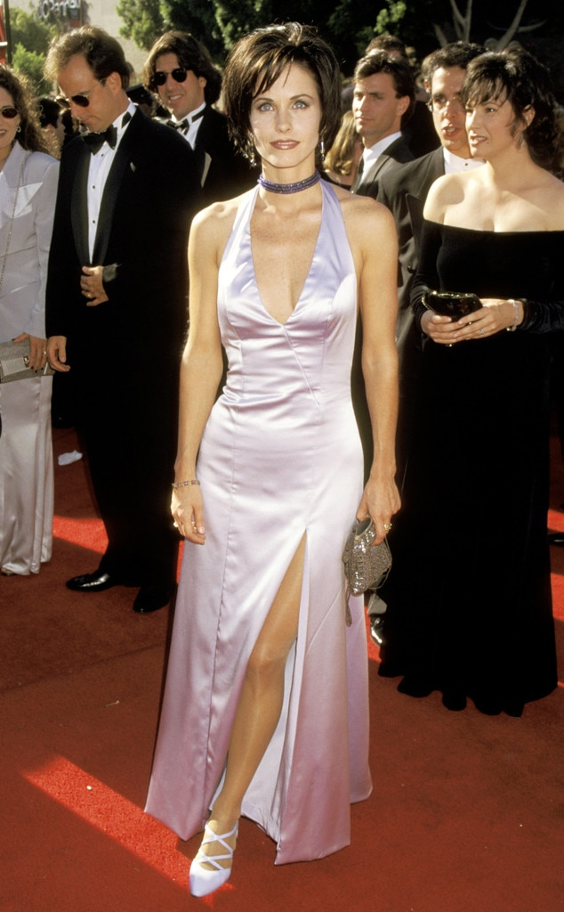 Chokers From 90s Emmys Fashion Trends E News