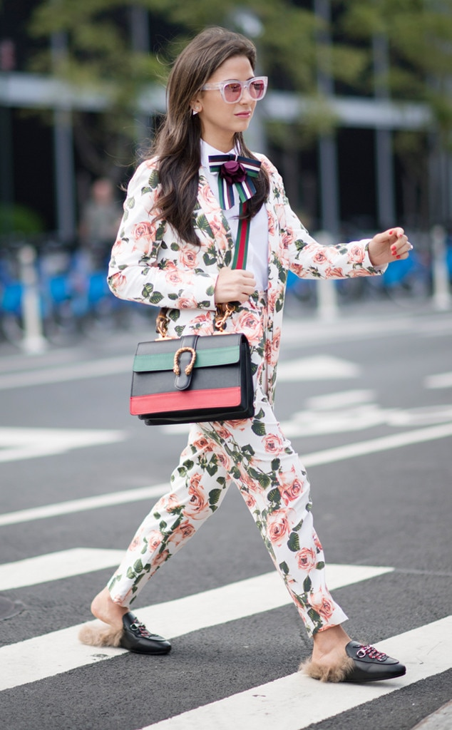 ESC: New York Fashion Week, Street Style