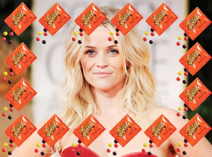 ESC: Reese Witherspoon, Halloween Candy