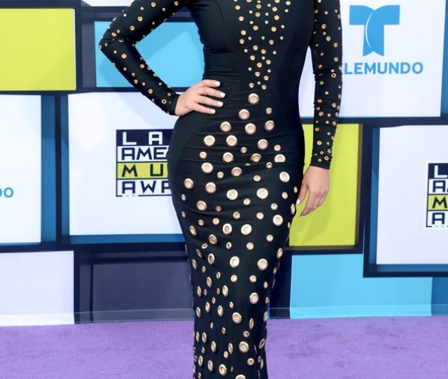 Gaby Espino 2016 Latin American Music Awards