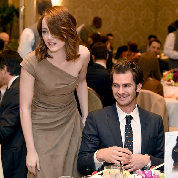 Image result for Andrew Garfield and Emma Stone 600x600
