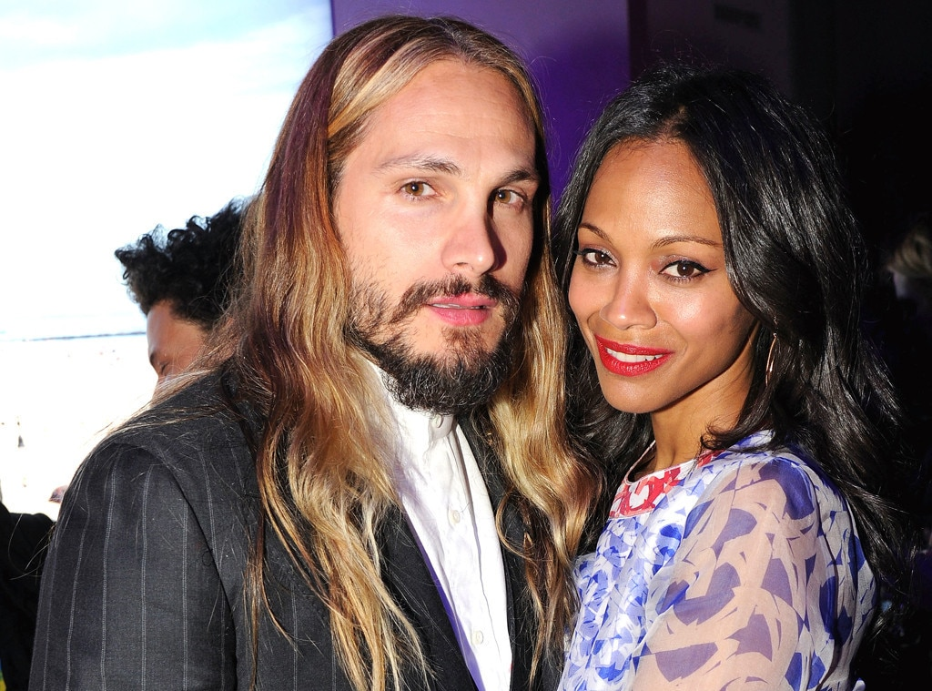Image result for zoe saldana and marco perego