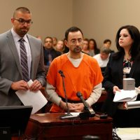 Former U.S. Gymnastics Doctor Larry Nassar Pleads Guilty to Seven Counts of Sexual Abuse