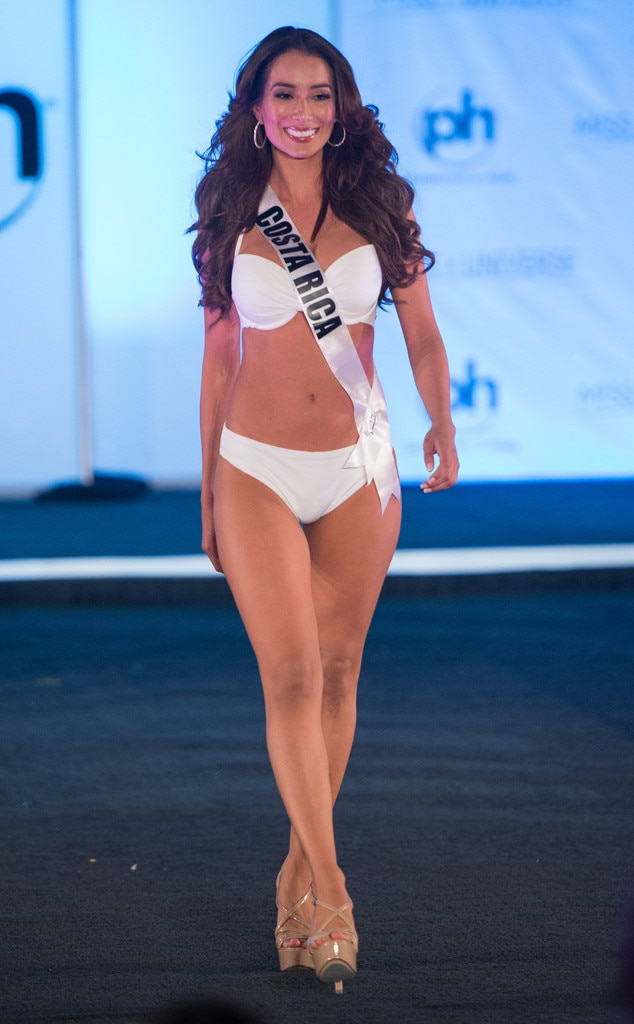 Miss Costa Rica, Miss Universe 2017, bikini, swimsuit competition