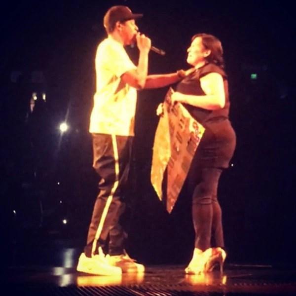 Jay-Z, Christina Cruz