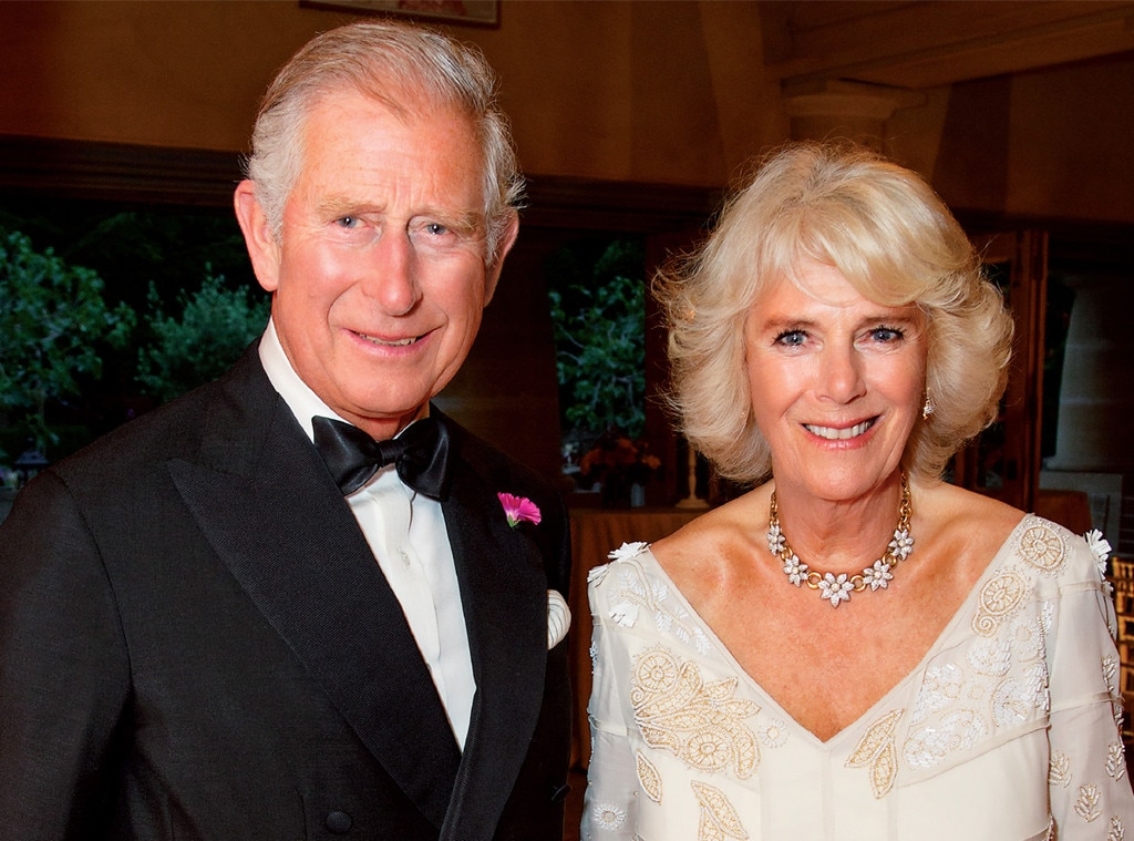Prince Charles And Duchess Camilla Share Their 2017