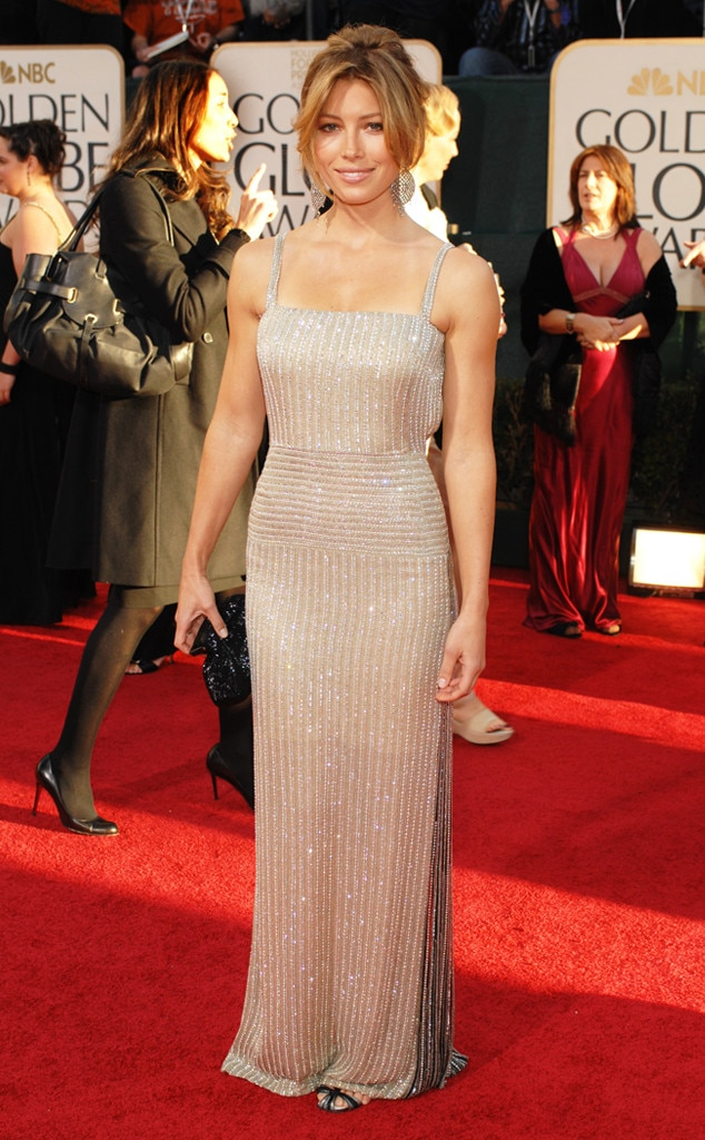 Jessica Biel From 2018 Nominees First Golden Globes E News