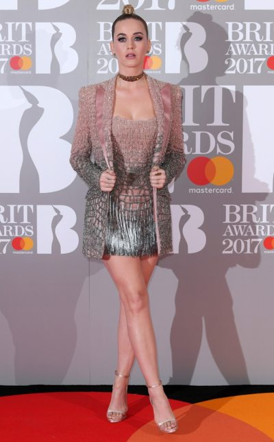 Katy Perry, BRIT Awards