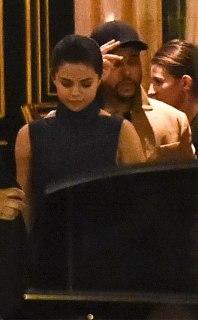 Selena Gomez and The Weekned