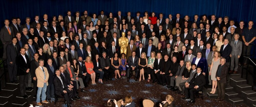 Oscar Luncheon, Class Photo 2013