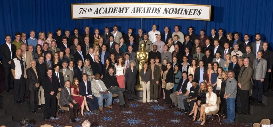 Oscar Luncheon, Class Photo 2006