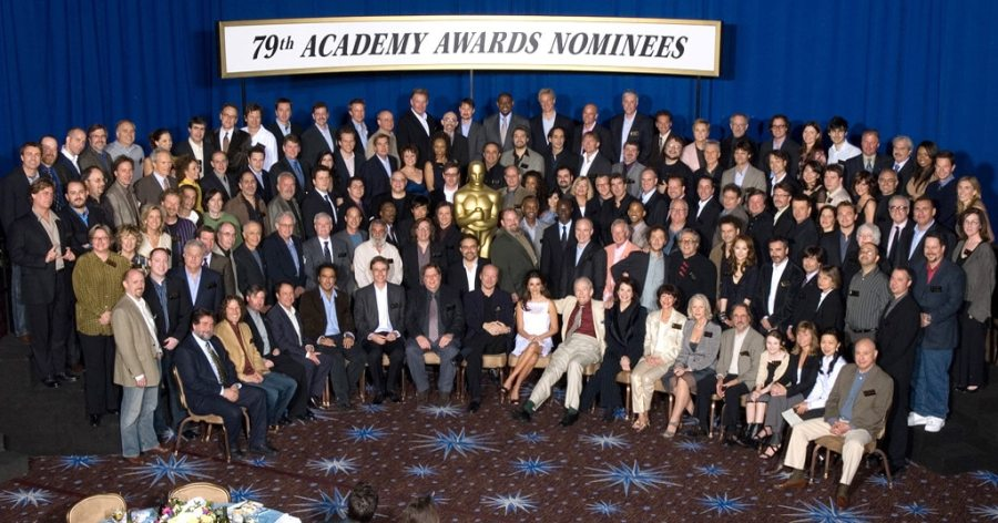Oscar Luncheon, Class Photo 2007