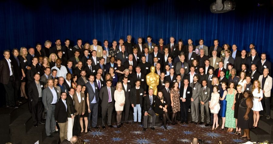 Oscar Luncheon, Class Photo 2010