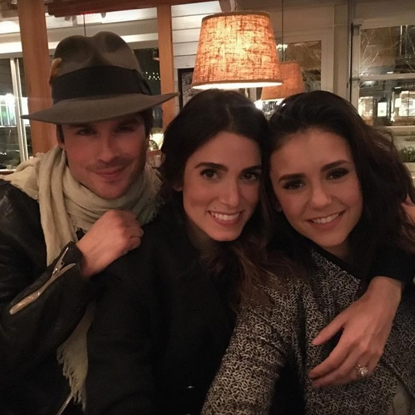 Image result for Ian Somerhalder and Nina Dobrev 600x600