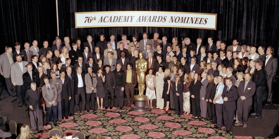 Oscar Luncheon, Class Photo 2004