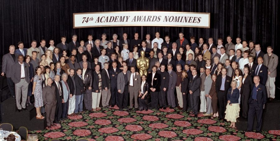 Oscar Luncheon, Class Photo 2002