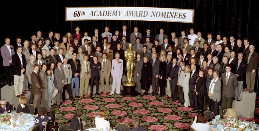 Oscar Luncheon, Class Photo 1996