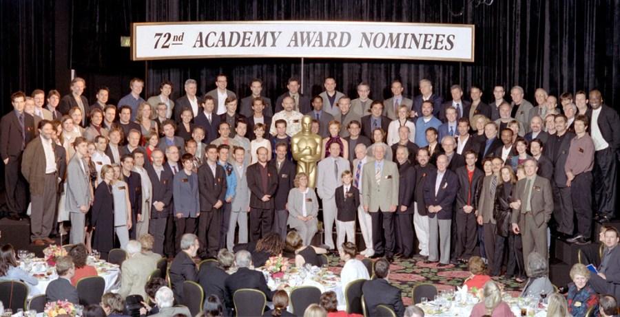 Oscar Luncheon, Class Photo 2000