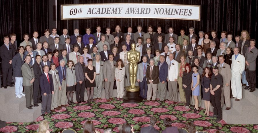 Oscar Luncheon, Class Photo 1997