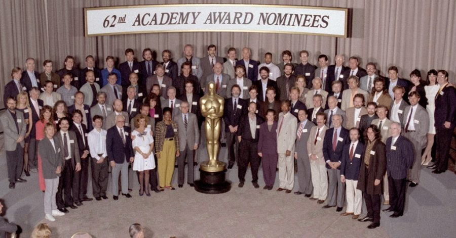 Oscar Luncheon, Class Photo 1990