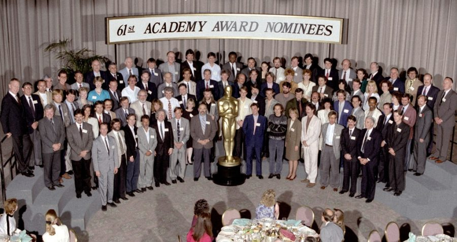 Oscar Luncheon, Class Photo 1989