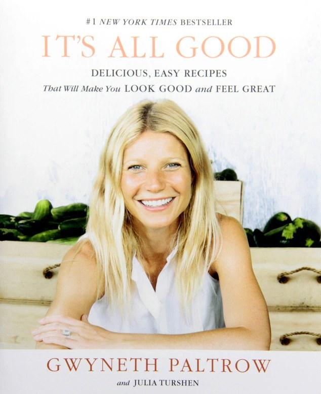 Gwyneth Paltrow, It's All Good Cookbook