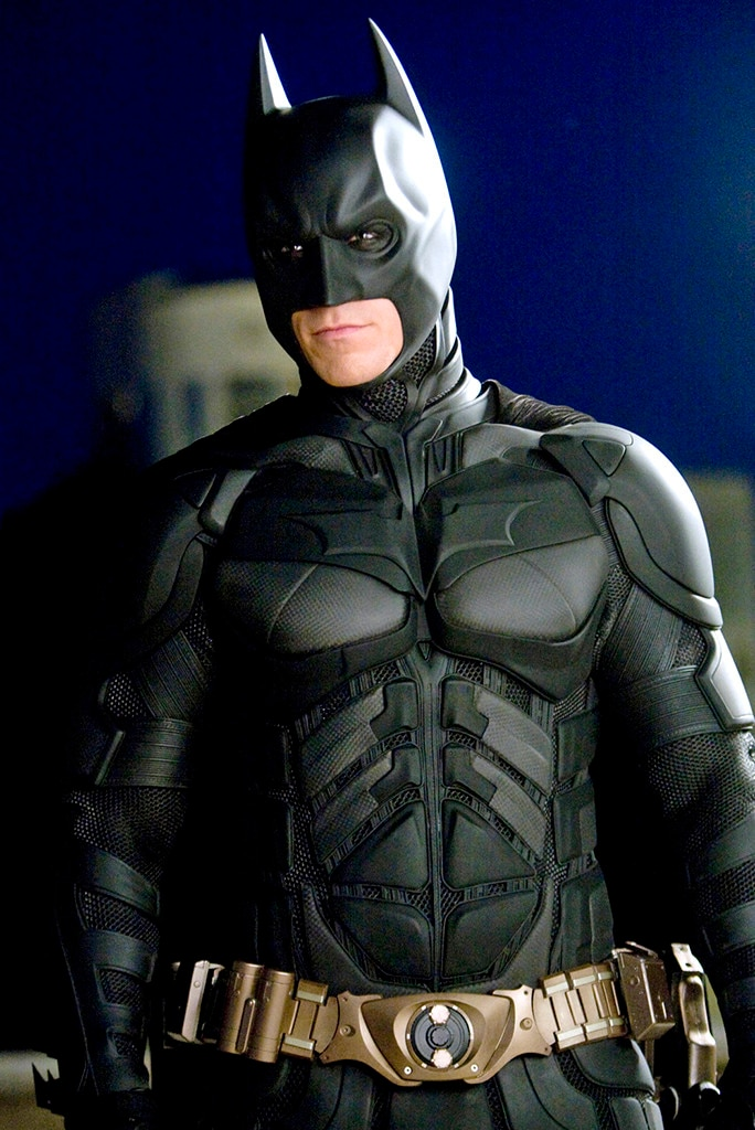 Batman Begins, Christian Bale