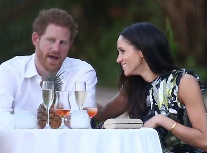 Meghan Markle, Prince Harry, Jamaica