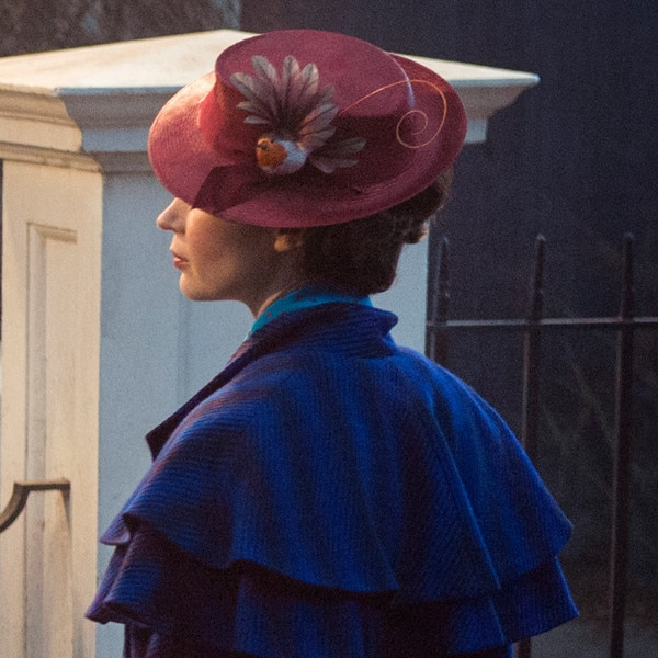 Image result for emily blunt mary poppins