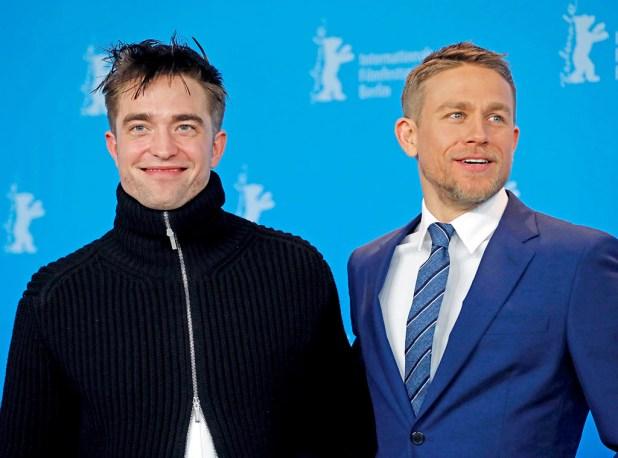 Robert Pattinson, Charlie Hunnam