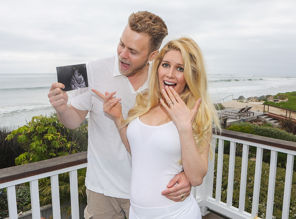 Image result for heidi montag pregnant