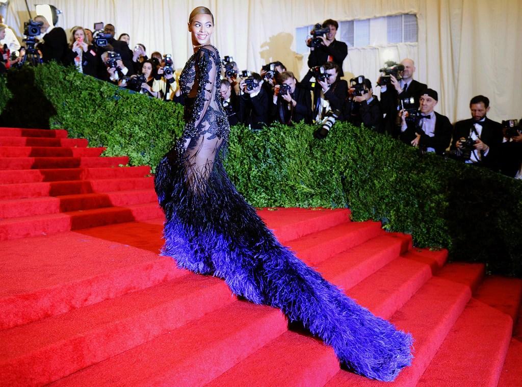 ESC: Beyonce, Met Gala 2012