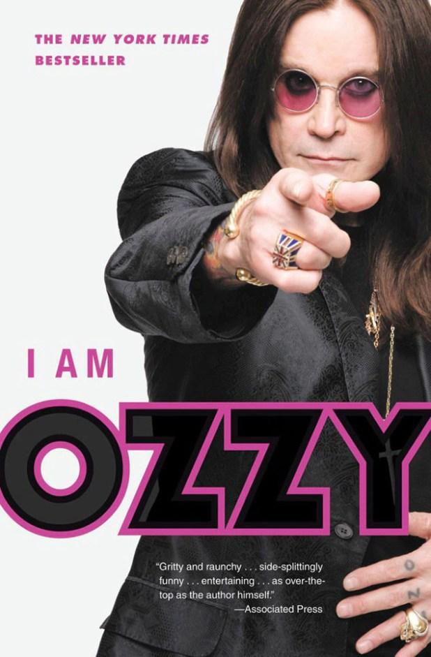 Ozzy Osbourne, I Am Ozzy