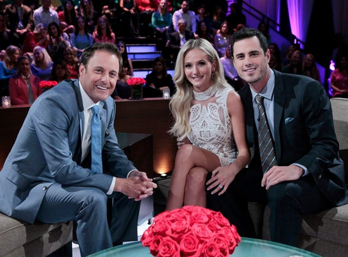 Ben Higgins, Lauren Bushnell, Chris Harrison, After the Final Rose