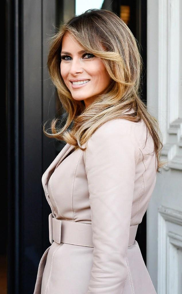 ESC: Melania Trump