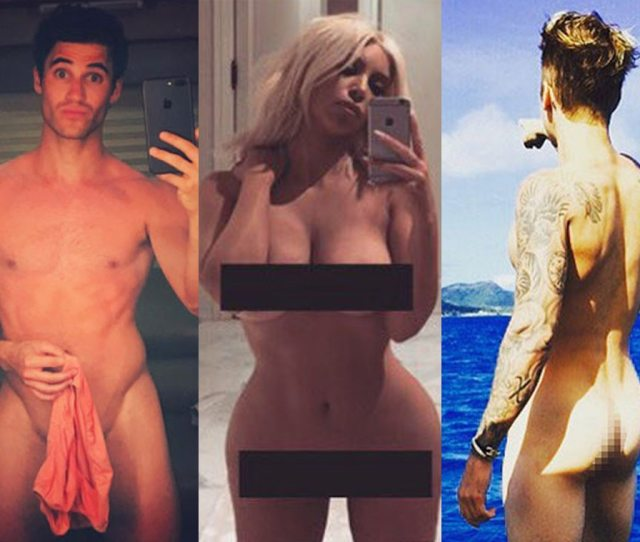 Happy Hump Day Here Are  Stars Naked Instagram Pictures E News