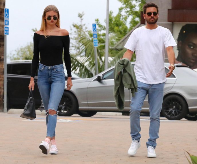 Scott Disick, Ella Ross