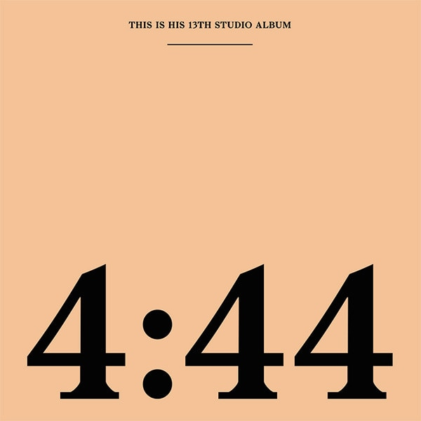 Jay-Z, 4:44
