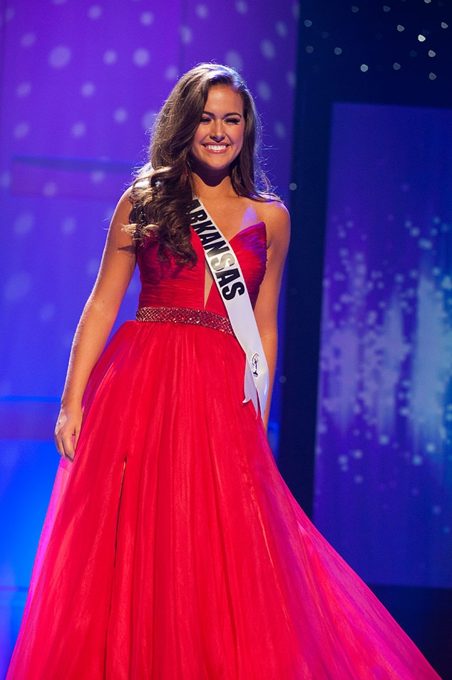 Allison Tucker, Miss Arkansas Teen USA 2017, Preliminary Competition, Evening Gown