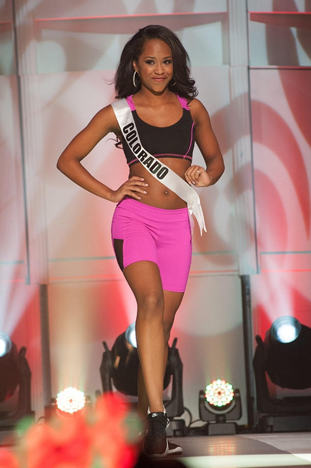 Alexis Glover, Miss Colorado Teen USA 2017, Preliminary Competition, Athleisure Wear