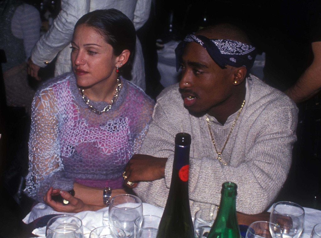 Image result for madonna and tupac