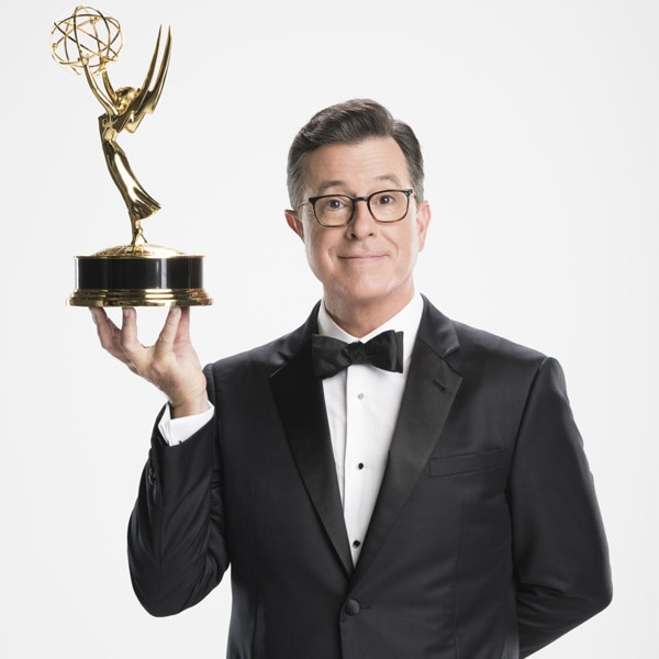 Image result for colbert emmys