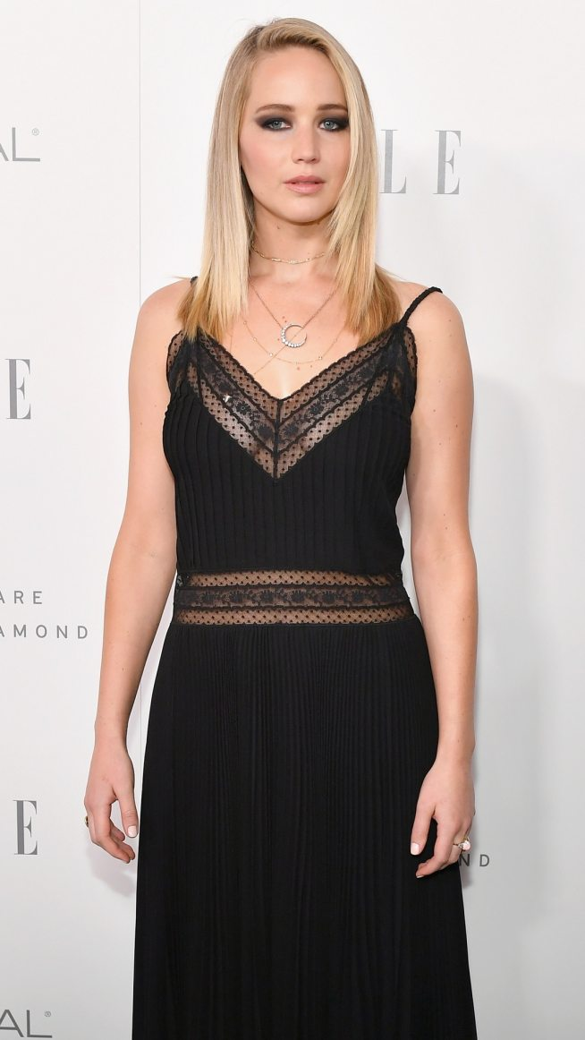 Jennifer Lawrence, ELLE's 24th Annual Women in Hollywood