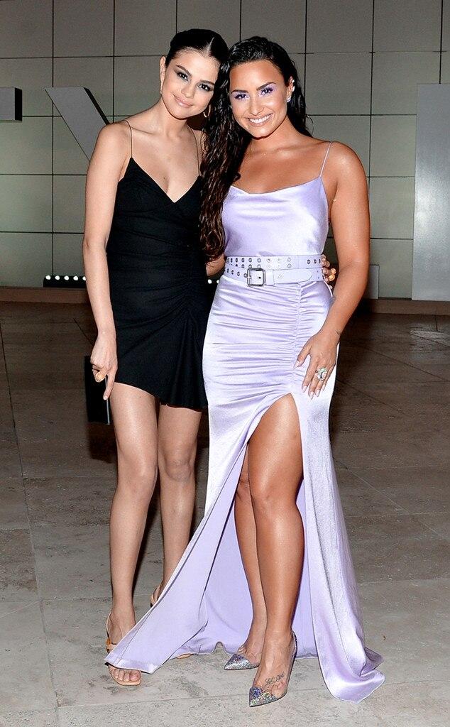Selena Gomez, Demi Lovato, prix InStyle