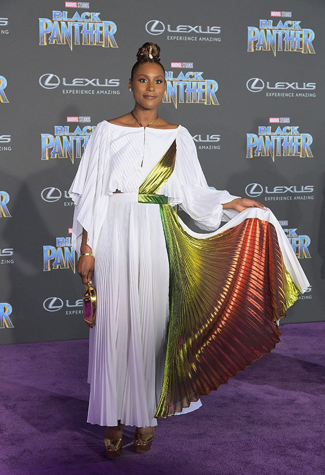 Issa Rae, Black Panther Premiere