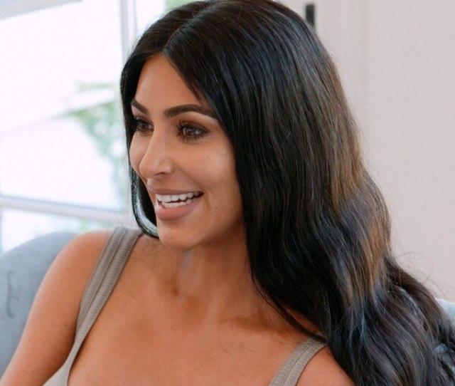 Kim Kardashian Reveals She Was On Ecstasy When She Made Her Sex Tape On Kardashians E News